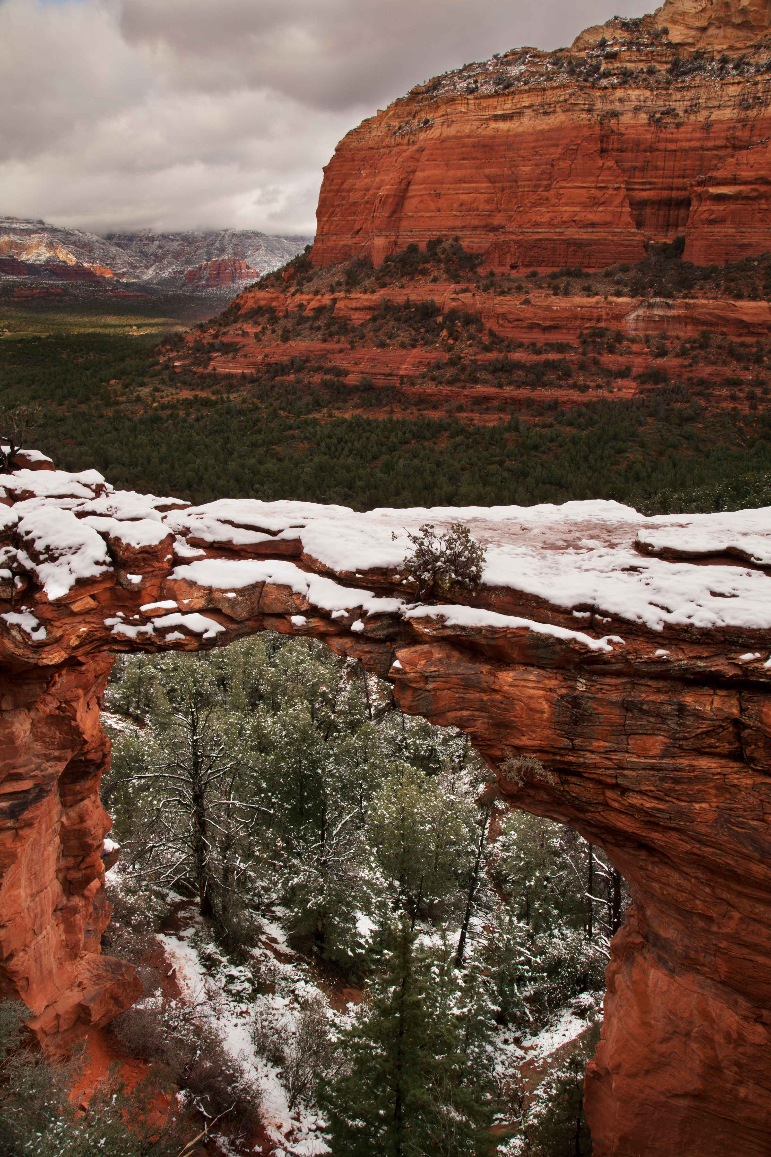 Devil's Bridge on the Coconino National Forest, Arizona (red rock country near Sedona)