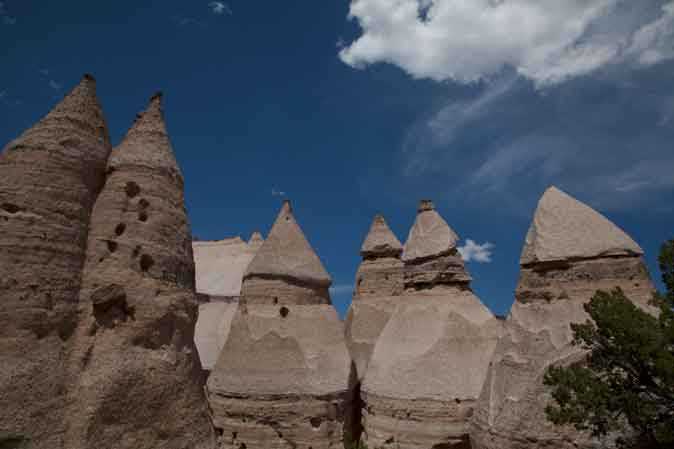 Tent Rocks, New Mexico