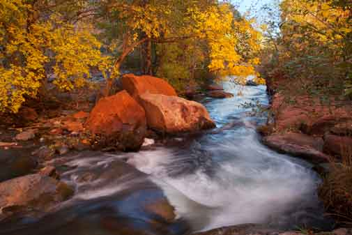 West Clear Creek, Arizona